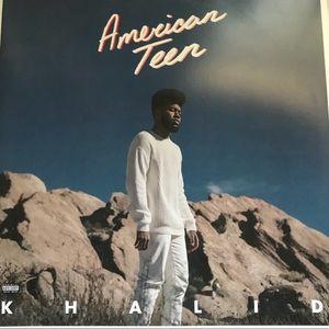 "Khalid ""American Teen"" Record"